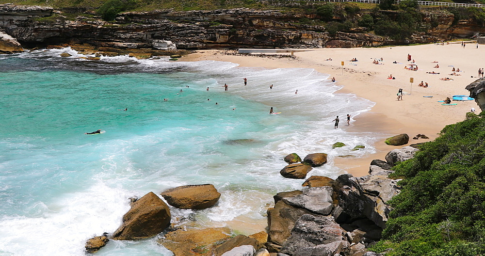 Tamarama Beach, Sydney, New South Wales, Australia, Pacific - 800-3483