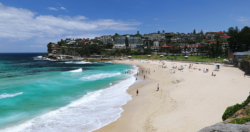 Bronte Beach, Sydney, New South Wales, Australia, Pacific - 800-3484