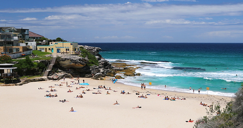 Tamarama Beach, Sydney, New South Wales, Australia, Pacific - 800-3485