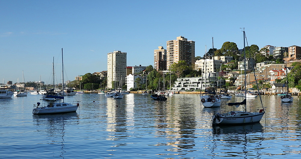Lavender Bay, Sydney, New South Wales, Australia, Pacific - 800-3512