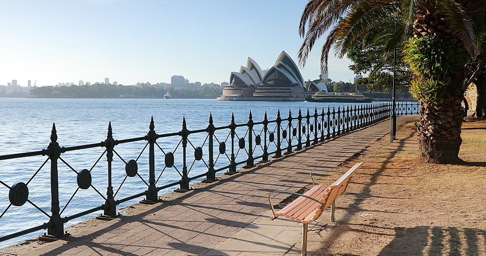 Sydney Opera House, UNESCO World Heritage Site, and Sydney Harbour, Sydney, New South Wales, Australia, Pacific - 800-3513