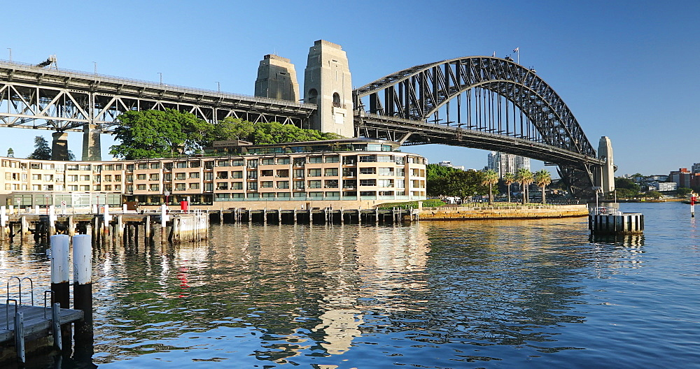 Sydney Harbour Bridge, Sydney, New South Wales, Australia, Pacific - 800-3524