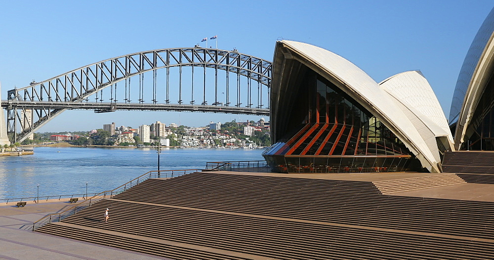 Sydney Opera House, UNESCO World Heritage Site, Sydney, New South Wales, Australia, Pacific - 800-3525