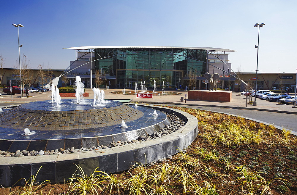 Maponya Mall, Soweto, Johannesburg, Gauteng, South Africa, Africa