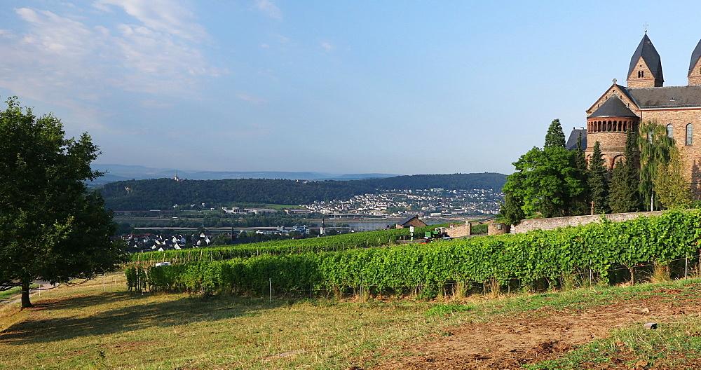 St Hildegard Monastery, Rudesheim, Rhineland-Palatinate, Germany - 800-3614