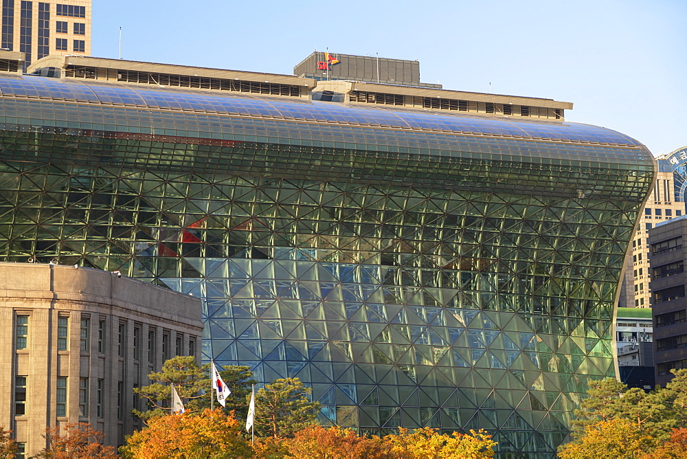 City Hall, Seoul, South Korea, Asia - 800-3898