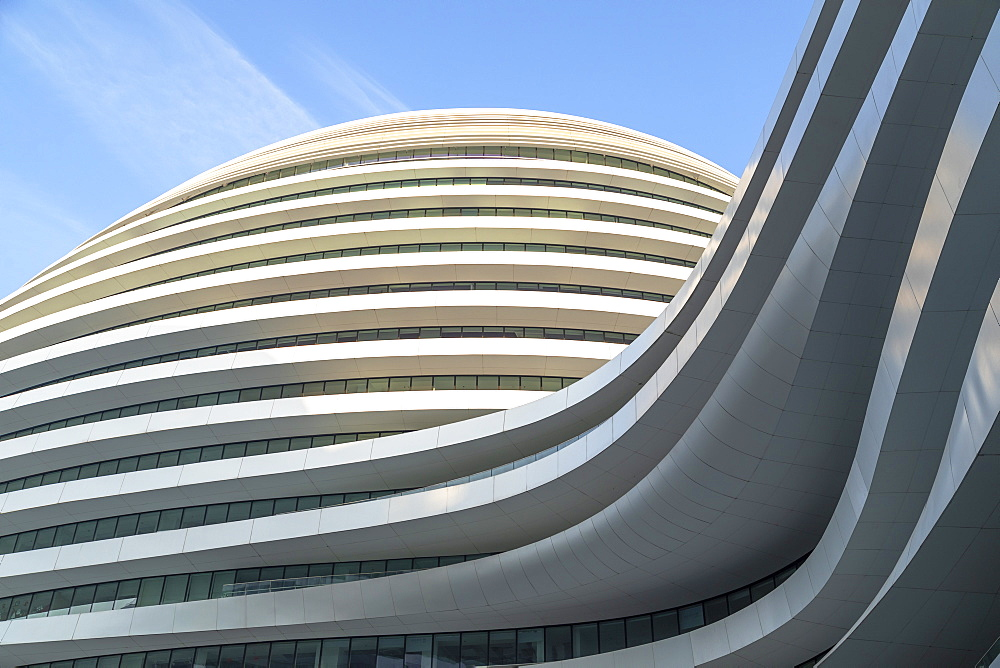 Galaxy SOHO, designed by Zaha Hadid, Beijing, China, Asia - 800-3931