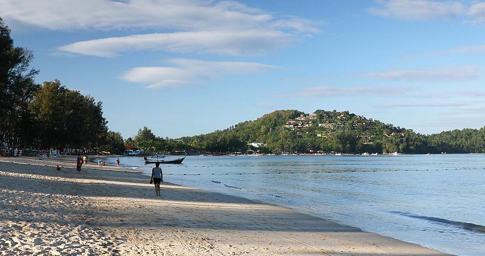 Bang Tao Beach, Phuket, Thailand, Southeast Asia, Asia