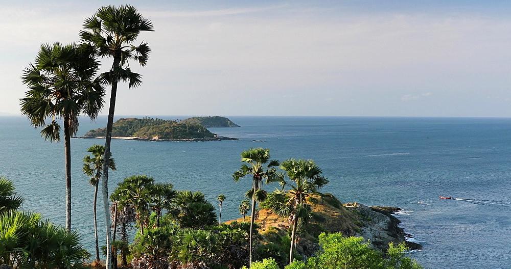 Promthep Cape, Phuket, Thailand, Southeast Asia, Asia