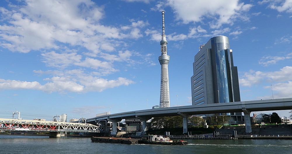Skytree Tower, Tokyo, Honshu, Japan, Asia