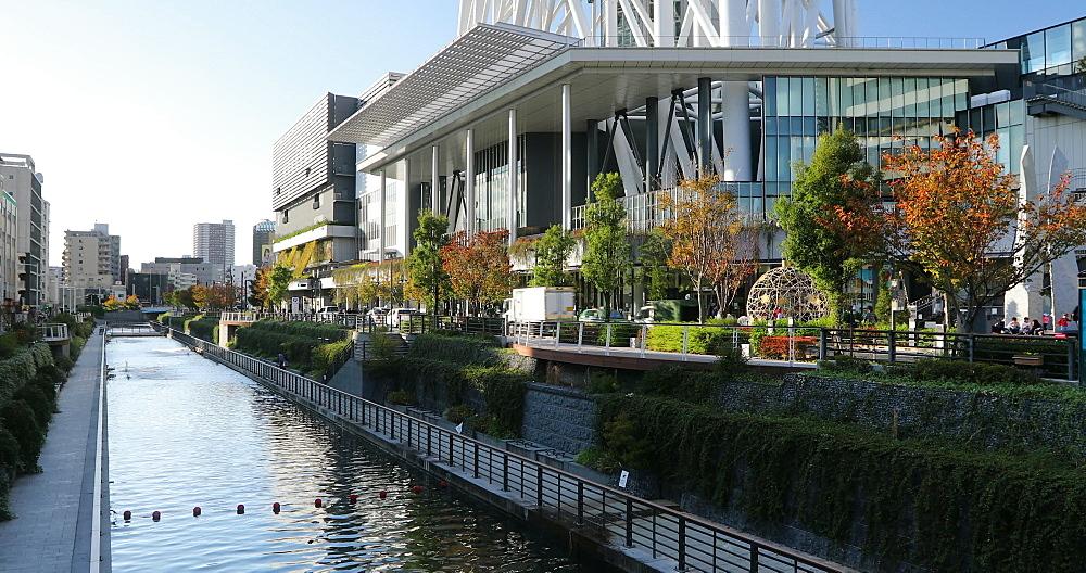 Skytree Tower shopping mall, Tokyo, Honshu, Japan, Asia