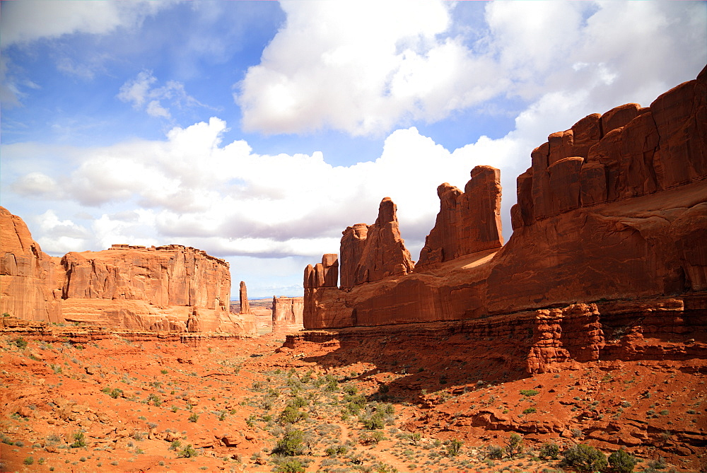 Fifth Avenue, Arches National Park, Utah, United States of America, North America