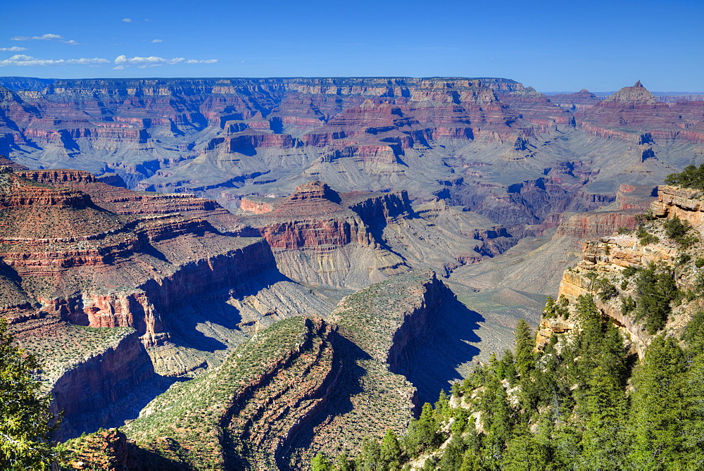 South Rim, Grand Canyon National Park, UNESCO World Heritage Site, Arizona, United States of America, North America
