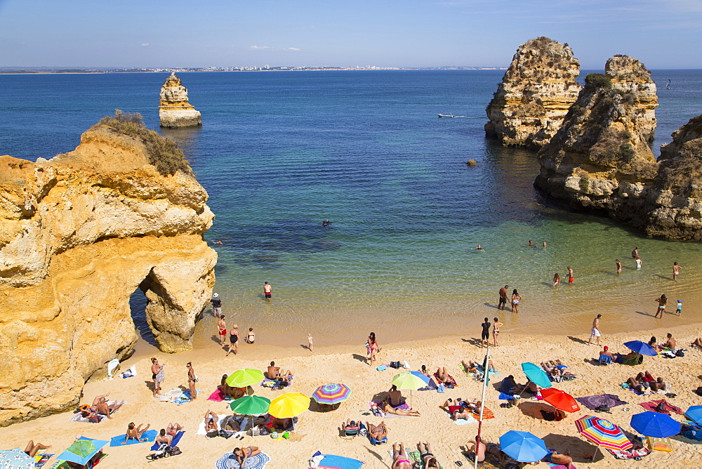 Praia do Camilo, Lagos, Algarve, Portugal, Europe