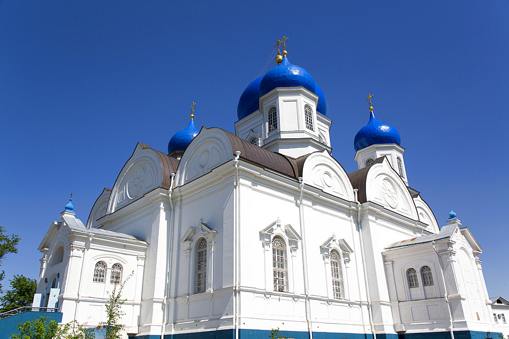 Our Lady of Bogolyubovo Cathedral, Svyato-Bogolyubsky Monastery, North of Vladimir, Russia