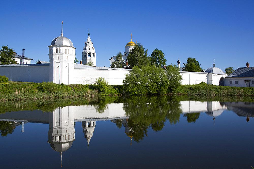 Pokrovsky Monastery, Suzdal, Vladimir Oblast, Russia, Europe