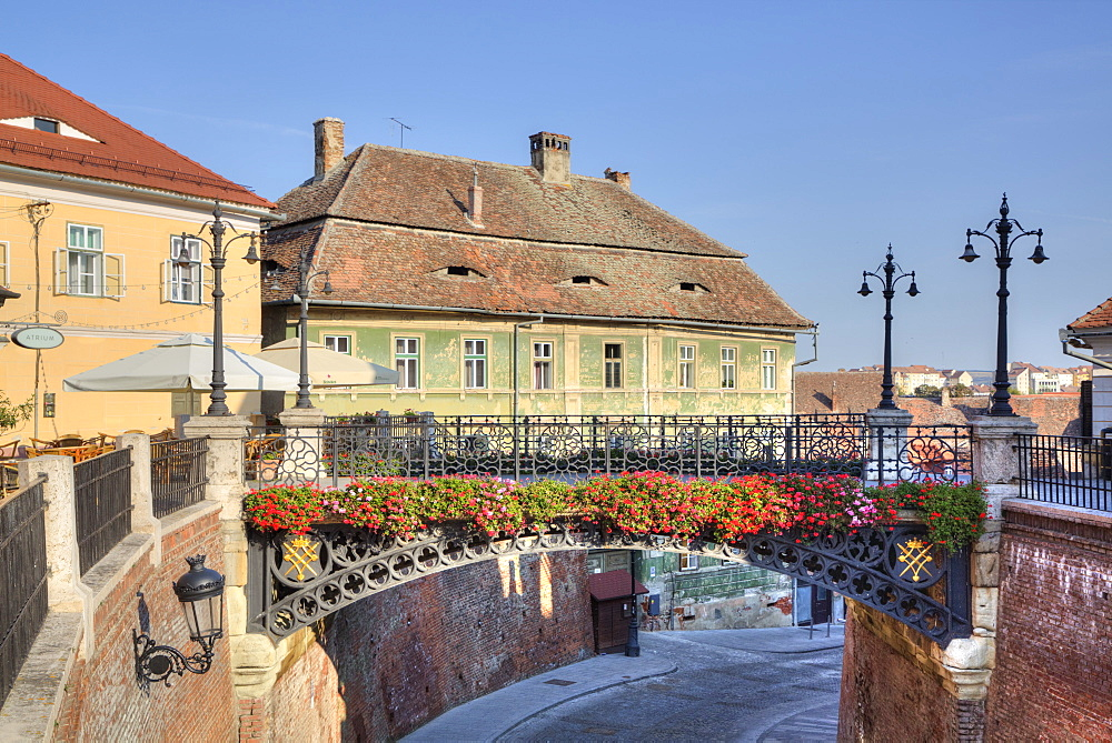 Liars' Bridge, Sibiu, Transylvania Region, Romania, Europe