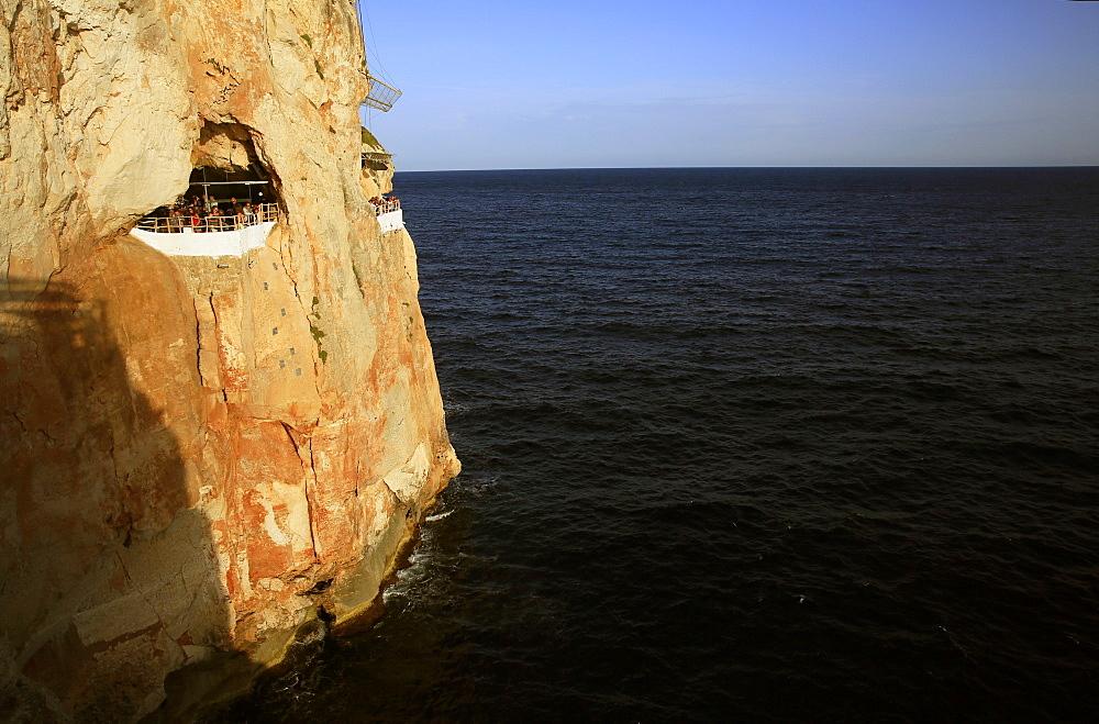 Cova de Xeroi, Menorca, Balearic Islands, Spain, Mediterranean, Europe