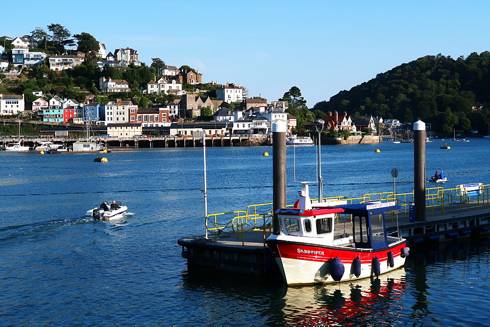 Dartmouth, Devon, England, United Kingdom, Europe - 802-521