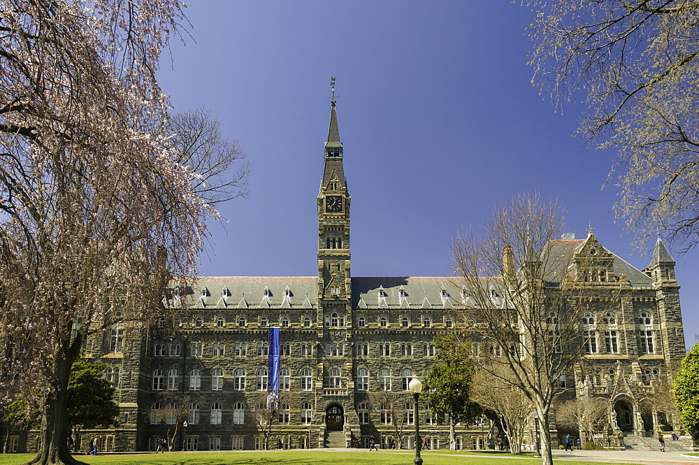 Georgetown University campus Washington, D.C., United States of America, North America