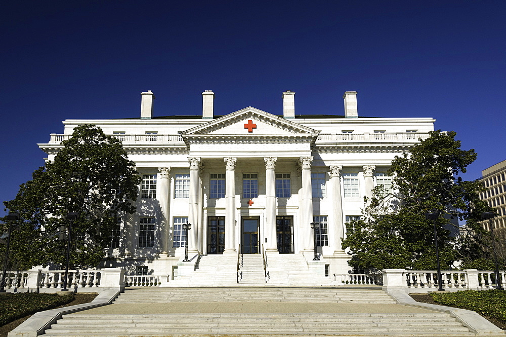 American National Red Cross Headquarters, Washington, D.C., United States of America, North America