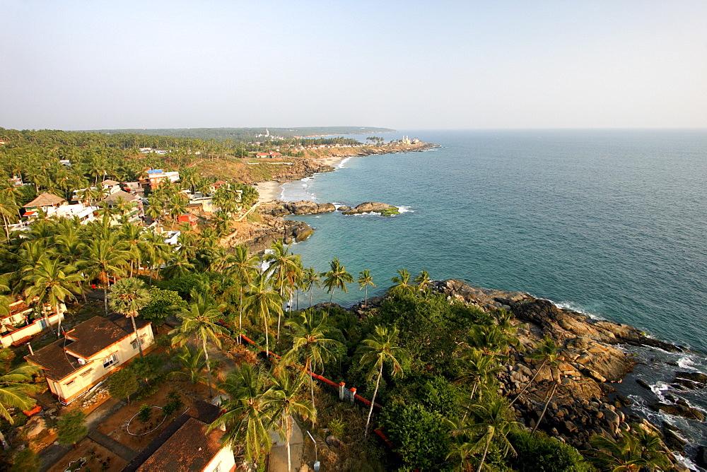Kovalam, Trivandrum, Kerala, India