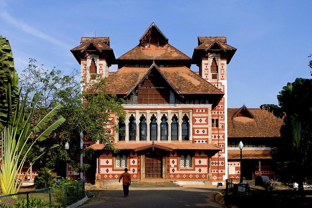 Napier Museum, Trivandrum, Kerala, India, Asia - 804-273