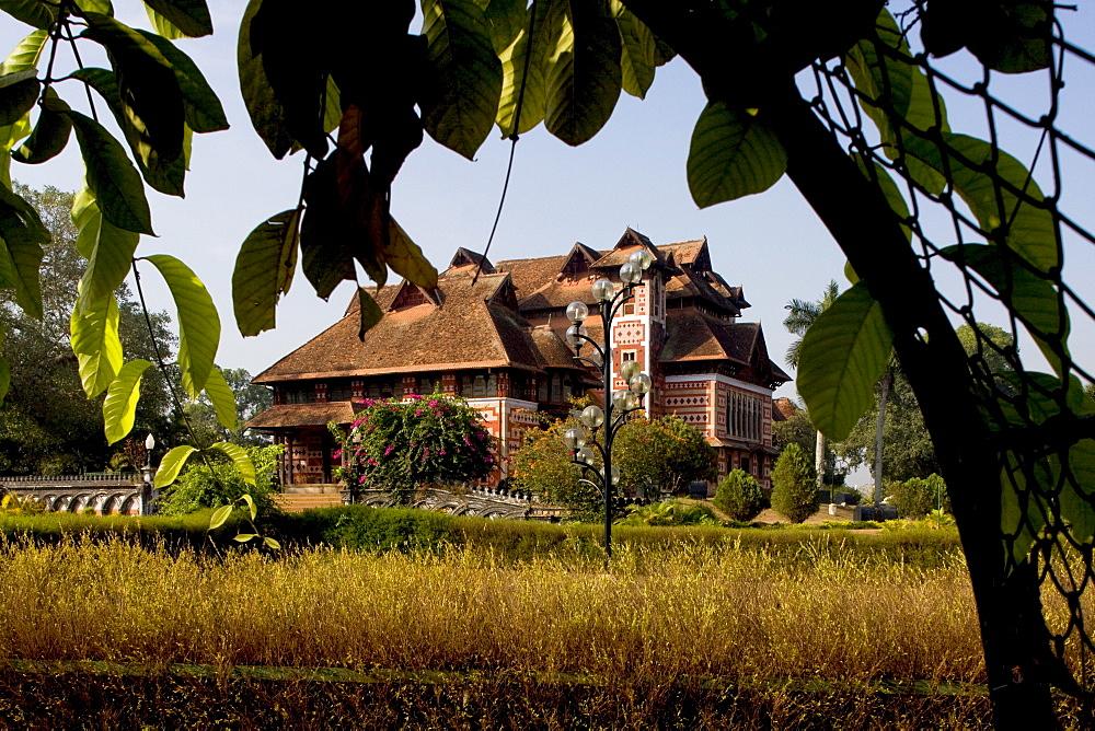 Napier Museum, Trivandrum, Kerala, India, Asia - 804-274