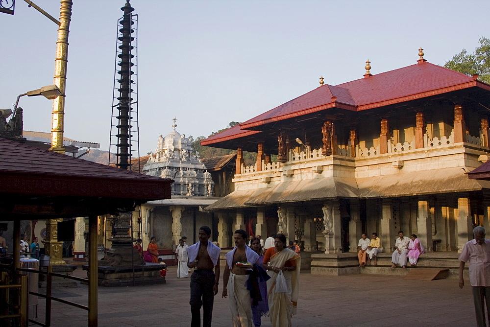 Mookambika Temple, Kollur, Karnataka, India, Asia - 804-368