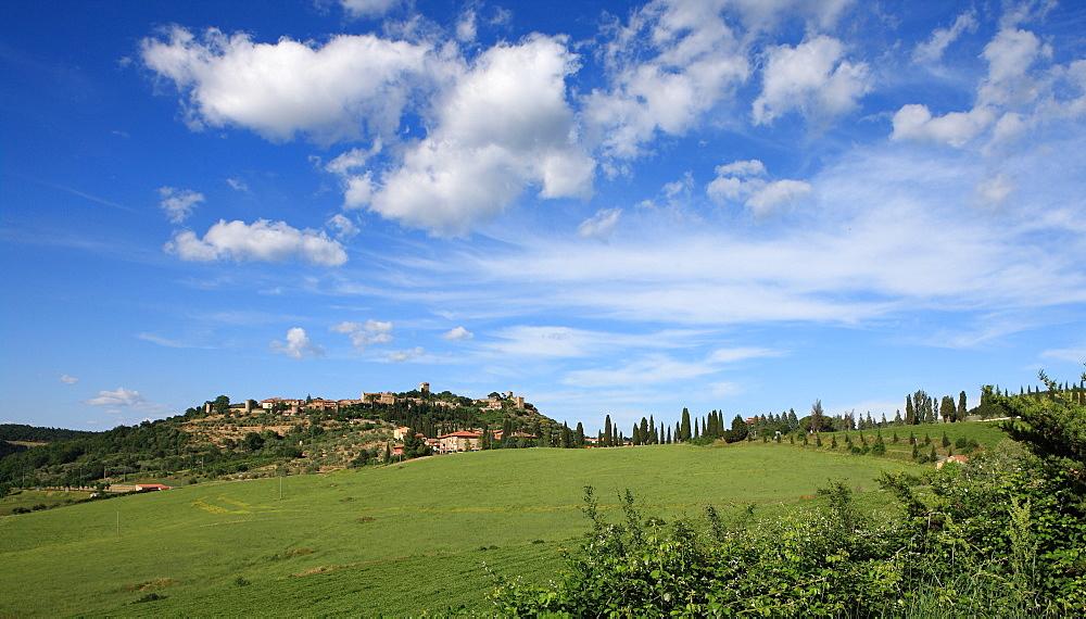 Monticchiello di Pienza, Tuscany, Italy, Europe - 806-289