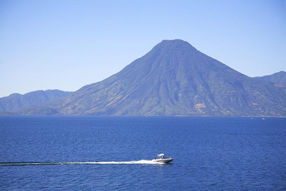 Lake Atitlan, Guatemala, Central America