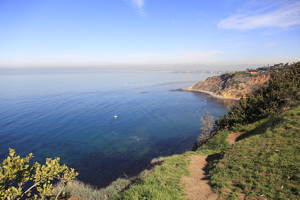 Palos Verdes, Peninsula on the Pacific Ocean, Los Angeles, California, United States of America, North America