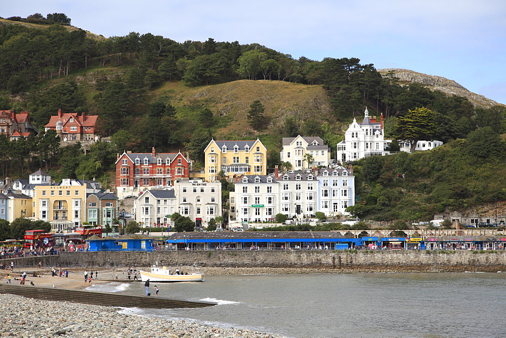 Llandudno, Conwy County, North Wales, Wales, United Kingdom, Europe