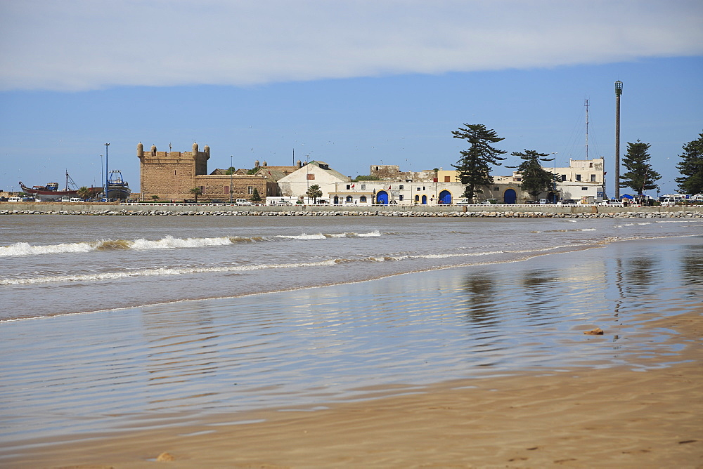Beach, Essaouira, Morocco, Atlantic Coast, North Africa, Africa