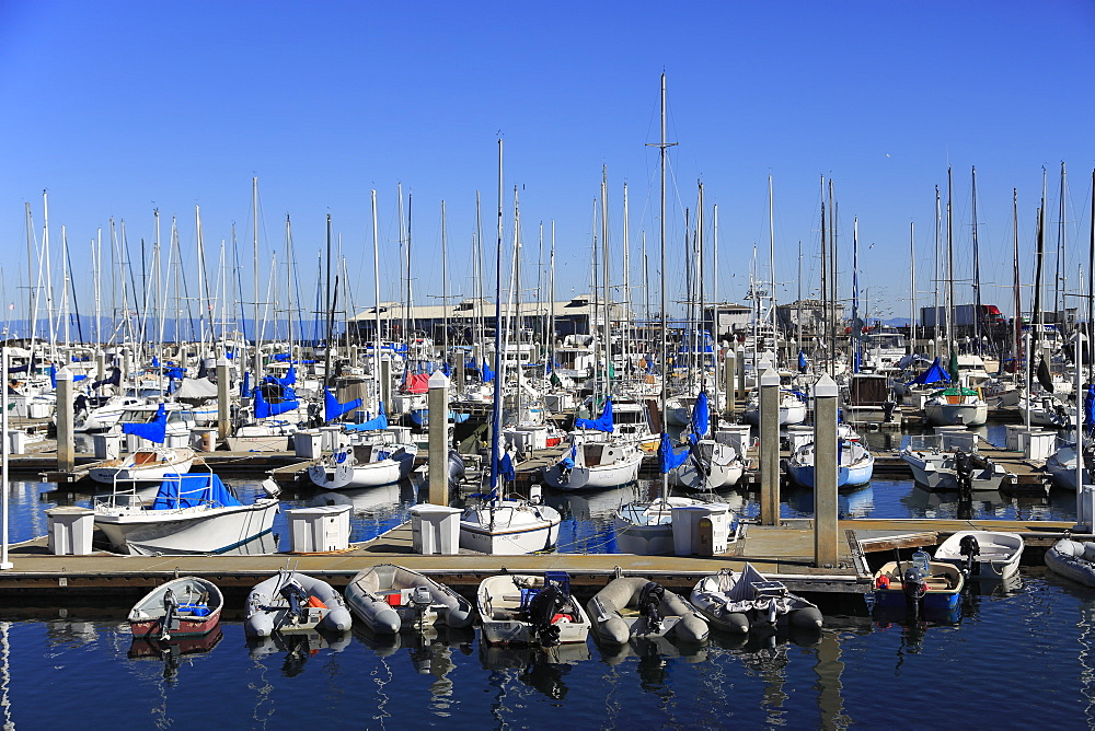 Marina, Monterey, Monterey Bay, Peninsula, Pacific Ocean, California, USA
