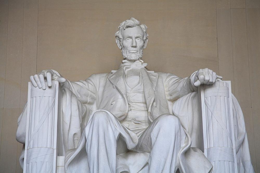 Lincoln Memorial, Washington D.C., United States of America, North America