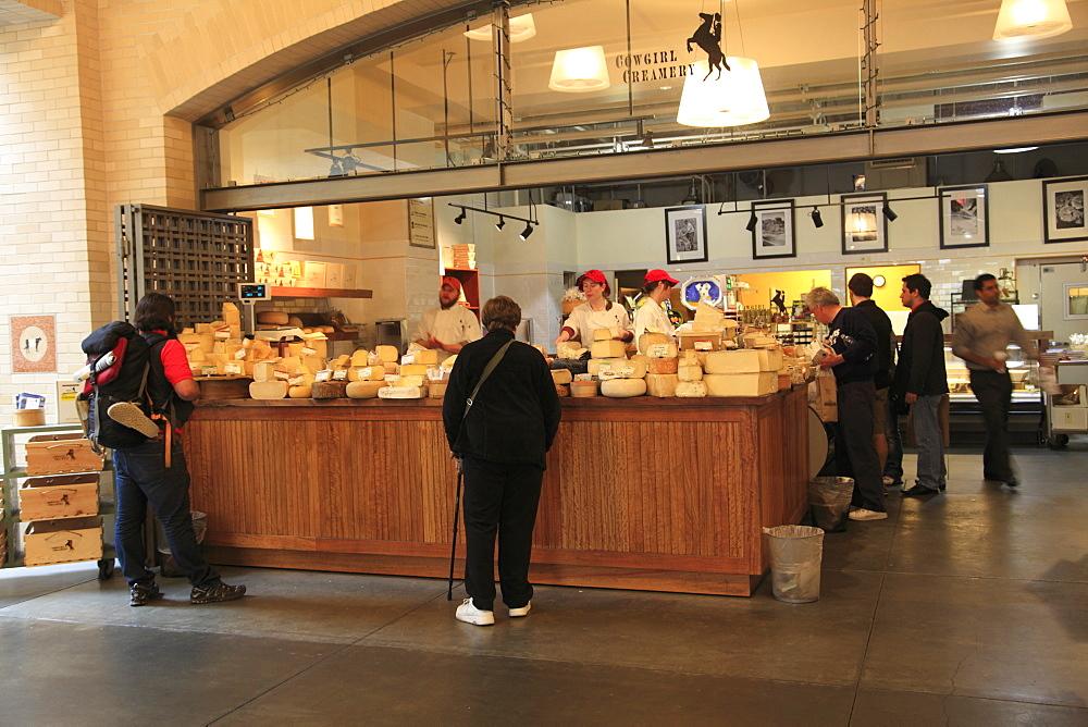 Marketplace, Ferry Building, San Francisco, California, United States of America, North America