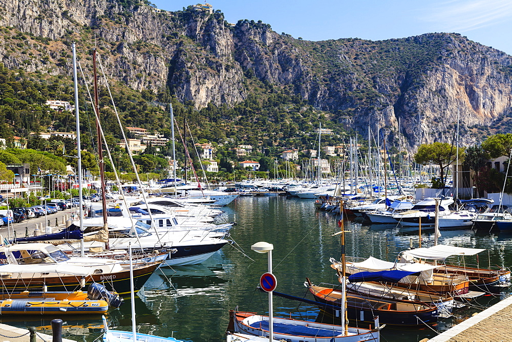Beaulieu-sur-Mer, Alpes-Maritimes, Provence, Cote d'Azur, French Riviera, France, Europe