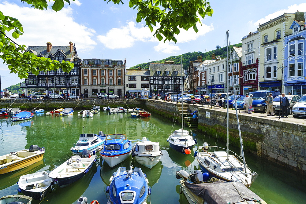 Dartmouth, Devon, England, United Kingdom, Europe - 808-1507