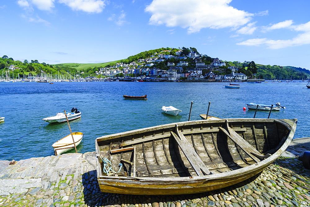 Dartmouth and Kingswear, Devon, England, United Kingdom, Europe - 808-1509
