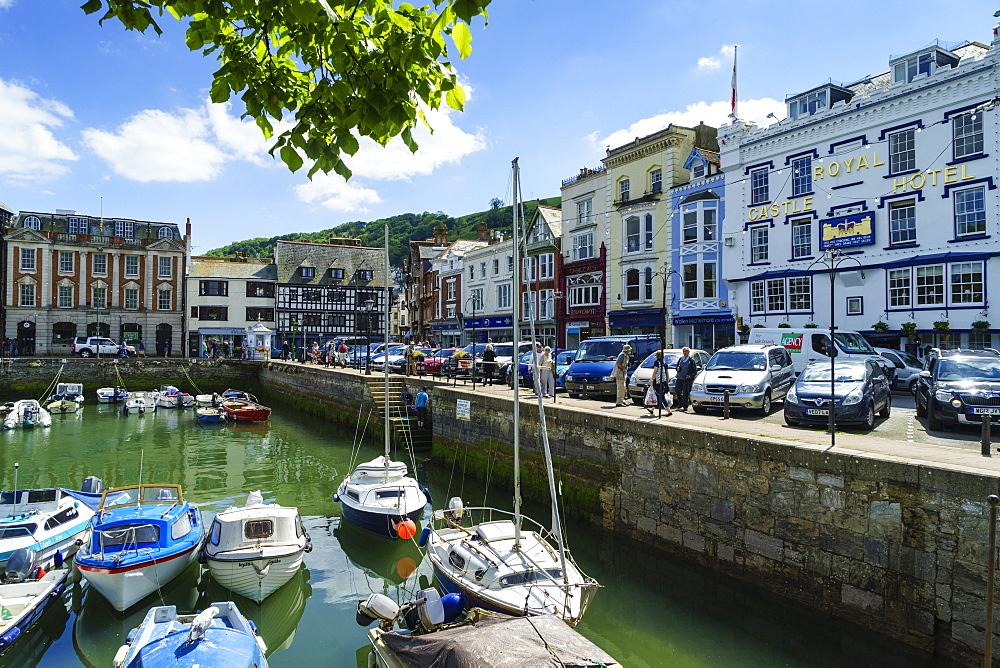 Dartmouth, Devon, England, United Kingdom, Europe - 808-1510