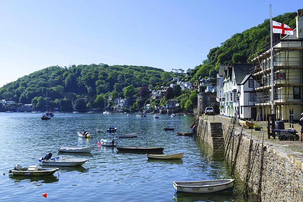 Bayard's Cove, Dartmouth, Devon, England, United Kingdom, Europe - 808-1519