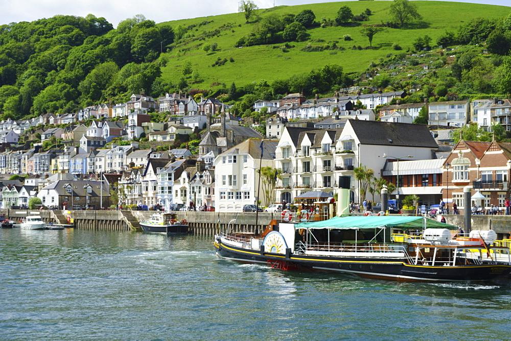 Dartmouth, Devon, England, United Kingdom, Europe - 808-1524