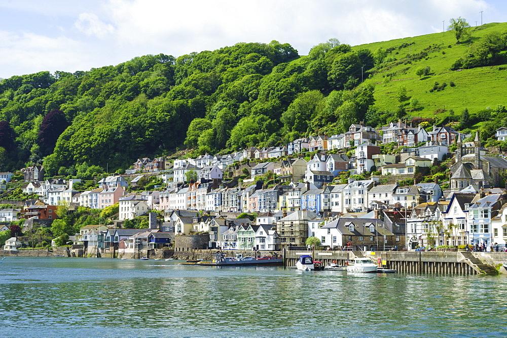 Dartmouth, Devon, England, United Kingdom, Europe - 808-1525