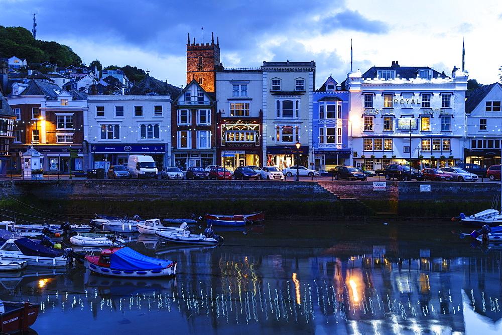 Dartmouth, Devon, England, United Kingdom, Europe - 808-1529