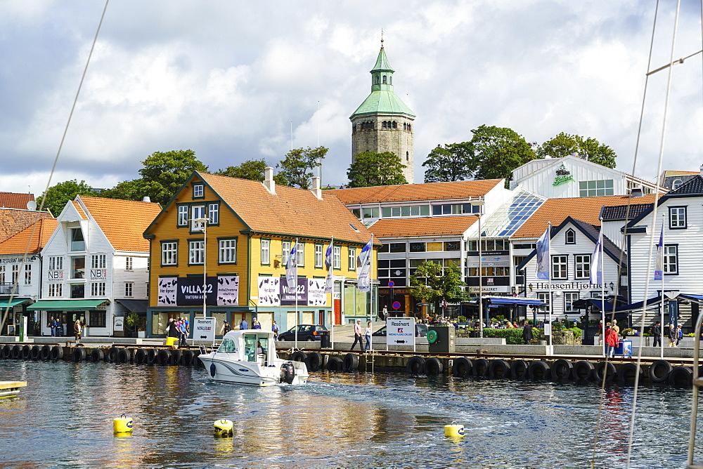Stavanger Harbour, Norway, Scandinavia, Europe - 808-1585