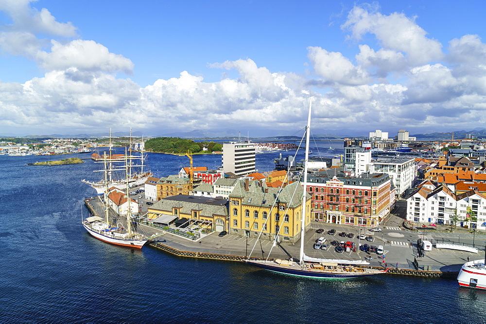 Stavanger Harbour, Norway, Scandinavia, Europe - 808-1596