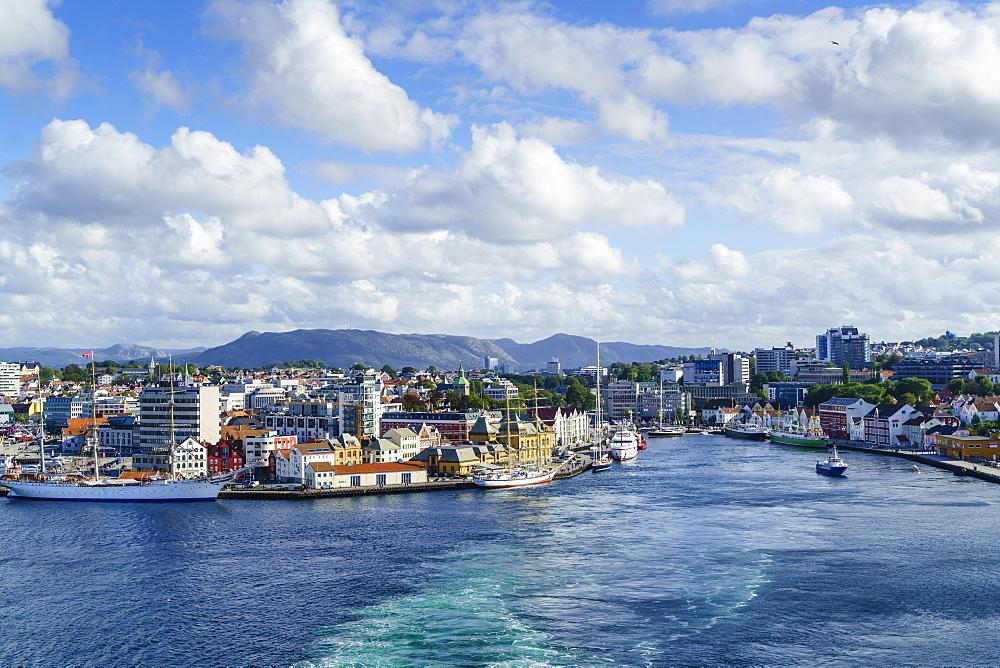 Stavanger Harbour, Norway, Scandinavia, Europe - 808-1599