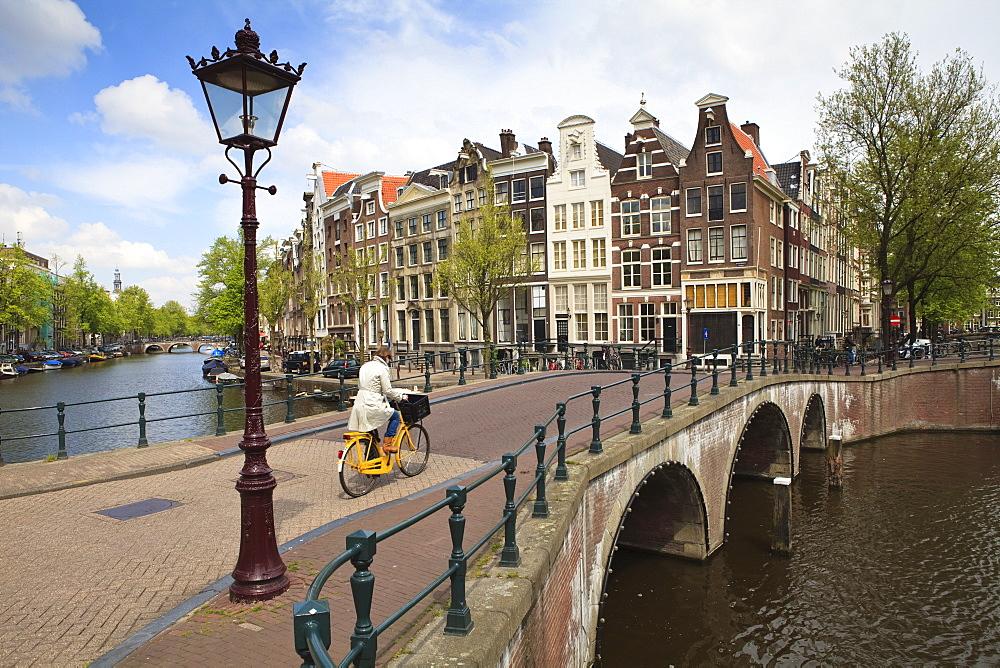 Keizersgracht, Amsterdam, Netherlands, Europe