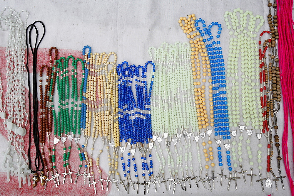 Prayer beads, Brazzaville, Congo, Africa
